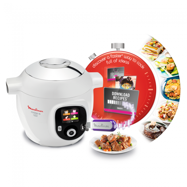 multicuiseur Cookeo Moulinex YY2943FB